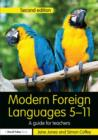 Image for Modern foreign languages, 5-11  : a guide for teachers