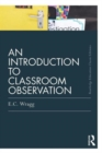 Image for An introduction to classroom observation