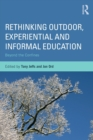 Image for Rethinking outdoor, experiential and informal education  : beyond the confines