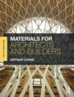 Image for Materials for architects and builders