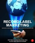 Image for Record label marketing  : how music companies brand and market artists in the digital era