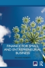 Image for Finance for small and entrepreneurial businesses