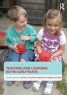 Image for Teaching and learning in the early years