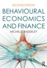 Image for Behavioural economics and finance