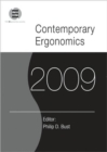 Image for Contemporary Ergonomics 2009  : proceedings of the International Conference on Contemporary Ergonomics 2009