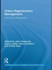 Image for Urban regeneration management  : international perspectives