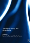 Image for Anti-doping  : policy and governance