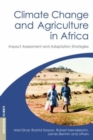 Image for Climate change and agriculture in Africa  : impact assessment and adaptation strategies