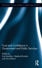 Image for Trust and confidence in government and public services
