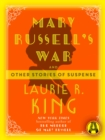 Image for Mary Russell's War: And other stories of suspense