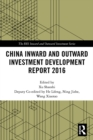Image for China Inward and Outward Investment Development Report 2016
