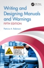 Image for Writing and designing manuals and warnings