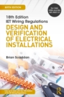 Image for IET wiring regulations: design and verification of electrical installations