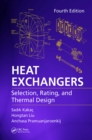 Image for Heat exchangers: selection, rating, and thermal design.