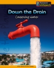 Image for Down the drain  : conserving water