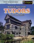 Image for What did the Tudors do for me?