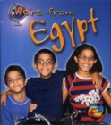 Image for We're from Egypt