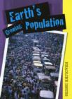 Image for Earth's growing population