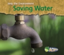 Image for Saving water