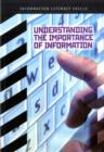 Image for Understanding the importance of information