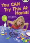 Image for Bug Club Independent Non Fiction Year Two Gold A You CAN Try This at Home