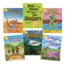 Image for Learn at Home:Star Reading Gold Level Pack (5 fiction and 1 non-fiction book)