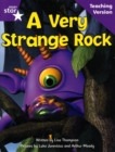 Image for Fantastic Forest Purple Level Fiction: A Very Strange Rock Teaching Version