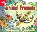 Image for Rigby Star Guided Reception: Red Level: Animal Presents Pupil Book (single)