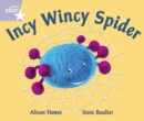 Image for Rigby Star Guided Phonic Opportunity Readers Lilac: Incy Wincy Spider