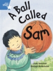 Image for Rigby Star Guided 1 Blue Level:  A Ball Called Sam Pupil Book (single)