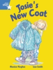 Image for Rigby Star Guided 1 Blue Level:  Josie's New Coat Pupil Book (single)