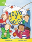 Image for Rigby Star Guided 1 Green Level: Yo-Yo a Go-Go Pupil Book (single)