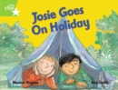 Image for Rigby Star Guided 1 Green Level: Josie Goes on Holiday Pupil Book (single)