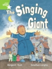 Image for Rigby Star Guided 1 Green Level: The Singing Giant, Story, Pupil Book (single)
