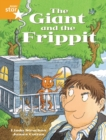 Image for Rigby Star Guided 2 Orange Level, The Giant and the Frippit Pupil Book (single)