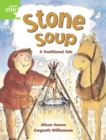 Image for Rigby Star Guided 1 Green Level: Stone Soup Pupil Book (single)