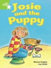 Image for Rigby Star Guided Phonic Opportunity Readers Green: Josie And The Puppy Pupil Bk (Single)