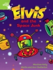 Image for Rigby Star Gui Phonic Opportunity Readers Green: Elvis & The Space Junk Pupil Bk (Single)