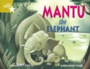 Image for Rigby Star Guided 2 Gold Level: Mantu the Elephant Pupil Book (single)