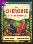 Image for Rigby Star Guided 2 Purple Level: The Cherokee Little People Pupil Book (single)
