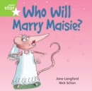 Image for Who will marry Masie?