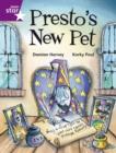 Image for Presto's new pet