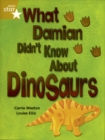 Image for Rigby Star Indep Year 2/P3 Gold Level: What Damian Didn't Know About Dinosaurs (3 Pack)