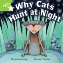 Image for Rigby Star Independent Year 1 Green Fiction Why Cats Hunt At Night Single