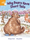 Image for Rigby Star Independent Year 2 Orange Fiction Why Bears Have Short Tails Single