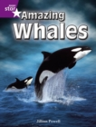 Image for Rigby Star Independent Year 2 Purple Non Fiction: Amazing Whales Single