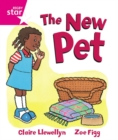 Image for Rigby Star Guided Reception, Pink Level: The New Pet Pupil Book (single)