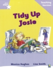 Image for Rigby Star Phonic Guided Reading Lilac Level: Tidy Up Josie Teaching Version
