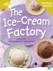 Image for Rigby Star Non-fiction Guided Reading Gold Level: The Ice-Cream Factory Teaching Version