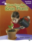 Image for Rigby Star Non-fiction Guided Reading Purple Level: Grow your own bean Teaching Version